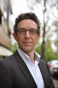Mike Cooper online event presenter
